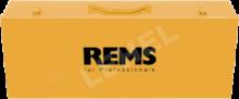 REMS Acéldoboz betéttel Ax Press géphez