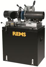 REMS SSM 160KS fűtőelemes tompa hegesztő és gyalu gép