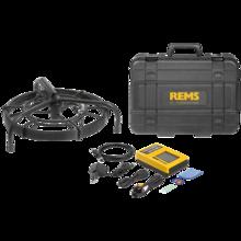 REMS CamSys Set S-Color 10 K elektronikus kamerás ellenőrző rendszer