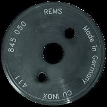 REMS Cu (Cento) csővágó vágókerék réz csövekhez