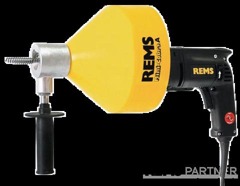 REMS Mini Cobra S elektromos csőtisztító