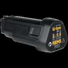 REMS akkumulátor Li-Ion 10,8V 1,3Ah