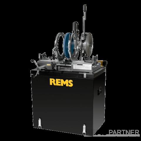 REMS SSM 250KS fűtőelemes tompa hegesztő és gyalu gép