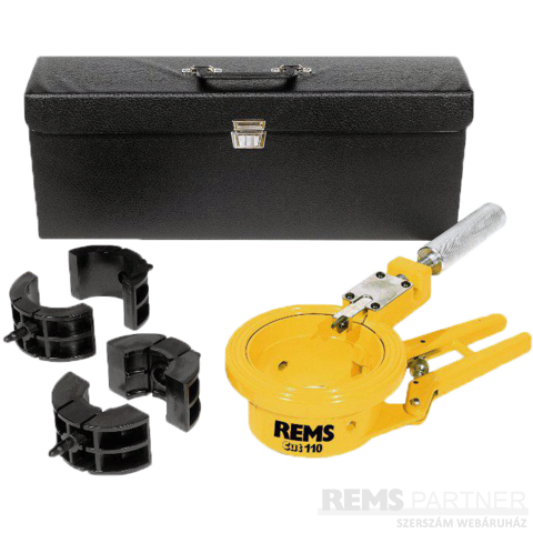 REMS Cut 110 P Set csődaraboló és leélező 50-110mm
