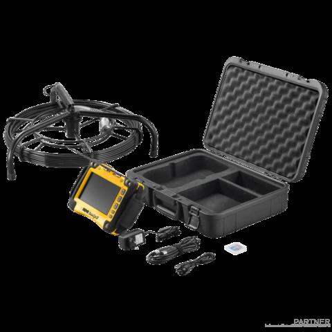 REMS CamSys 2 Set S-Color S-N 30 H kamerás ellenőrző rendszer hangfelvétellel