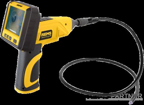 REMS CamScope S Set 4,5-1 csővizsgáló kamera